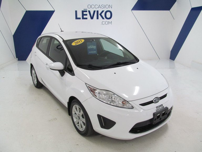 2011 Ford Fiesta SE **BAS KILOMÉTRAGE**