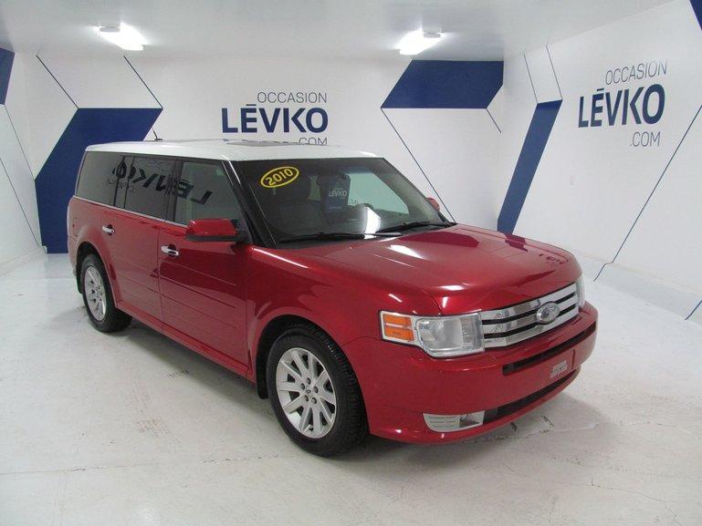 2010 Ford Flex SEL AWD + DVD