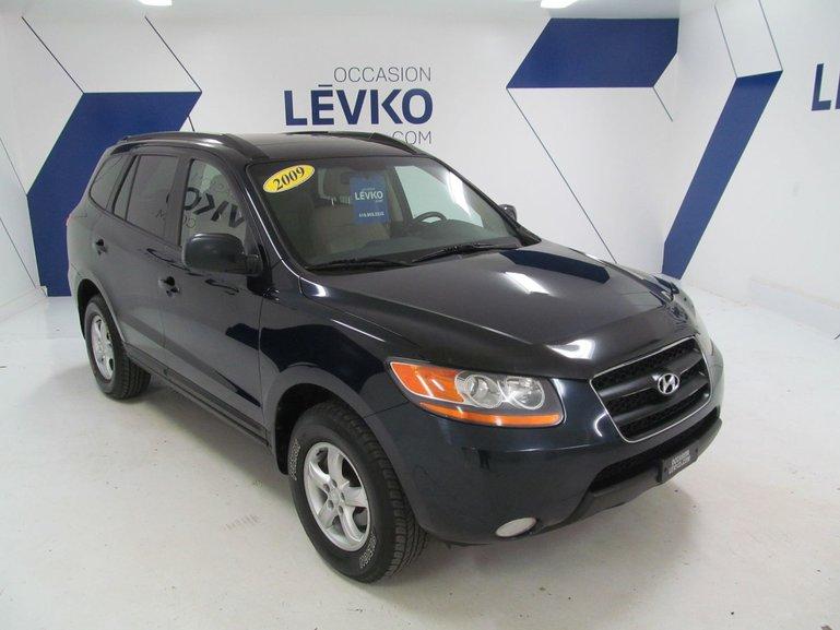 Hyundai Santa Fe GLS AWD **CUIR + TOIT** 2009