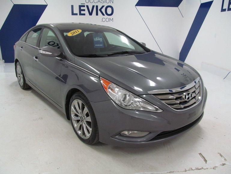 Hyundai Sonata LIMITED 2.0T **CUIR + TOIT-OUVRANT** 2011