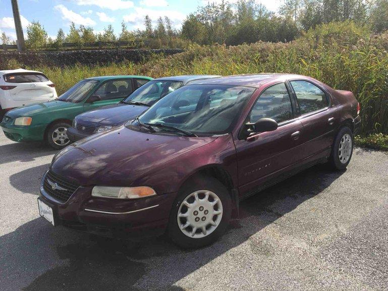 1999 Chrysler cirrus LX