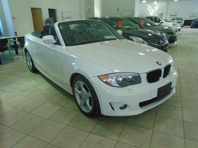 2013 BMW 128i CONV.