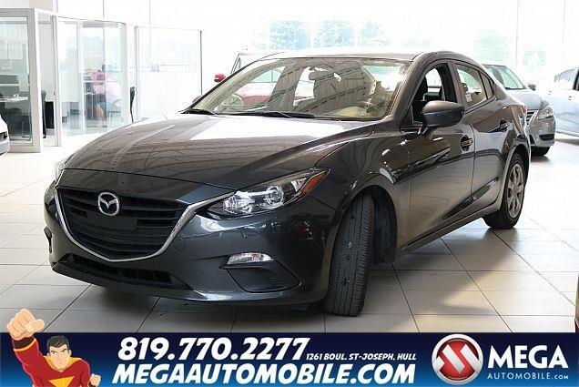 2014 Mazda Mazda3 SKYACTIV