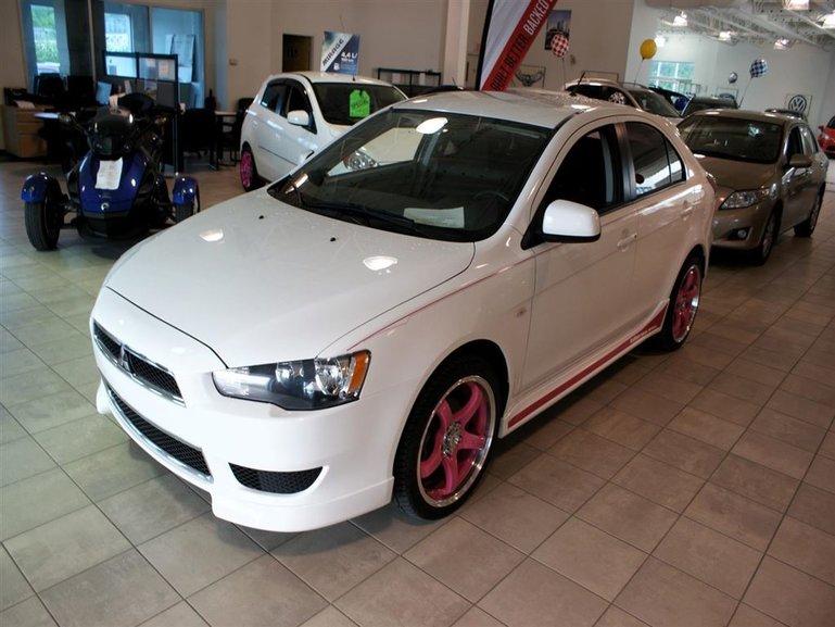 2012 Mitsubishi Lancer Sportback -