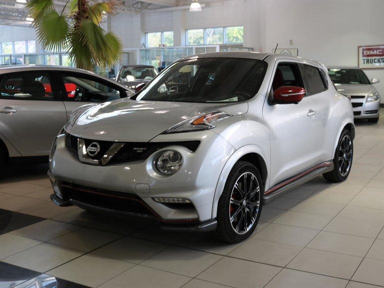2016 Nissan Juke NISMO RS AWD RCAM NAV