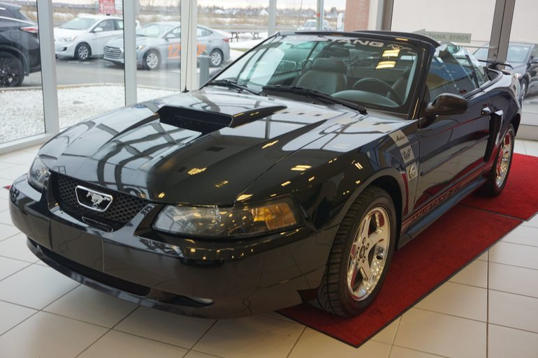 2004 Ford Mustang GT-DÉCAPOTABLE-COMME NEUF-A VOIR ABSOLUMENT