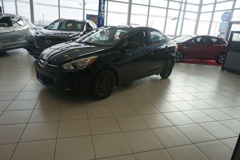 2015 Hyundai Accent GL--BLUETOOTH-DÉMARREUR-BAS KILO-UNE SEULE PROPRIO