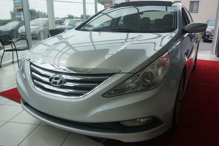 Hyundai Sonata SE TOIT PANO-CUIR-INCLUS 4 PNEUS HIVER 2014