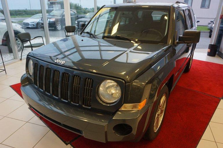 Jeep Patriot SPORT MAG-SIEGE CHAUFFANT-POUR PETIT BUDGET 2008