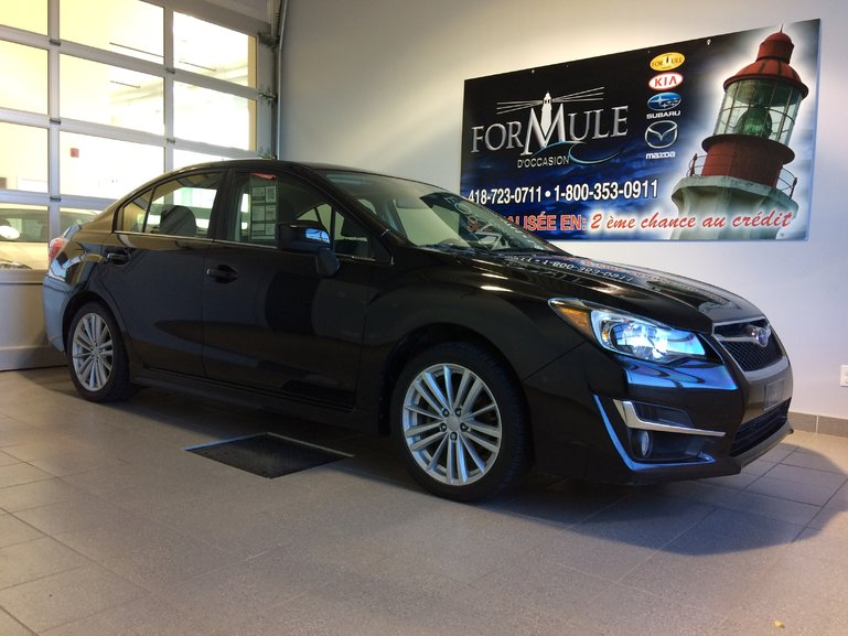 Subaru Impreza SPORT PKG 2016