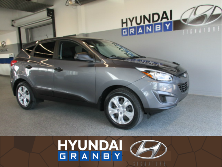 Hyundai Tucson GL FWD AC GROUPE ELECTRQIUE COMPLET 2015