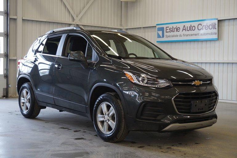 2017 Chevrolet Trax LT AWD (caméra de recul)