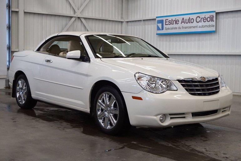 2010 Chrysler Sebring Limited Cabriolet (cuir-navi)