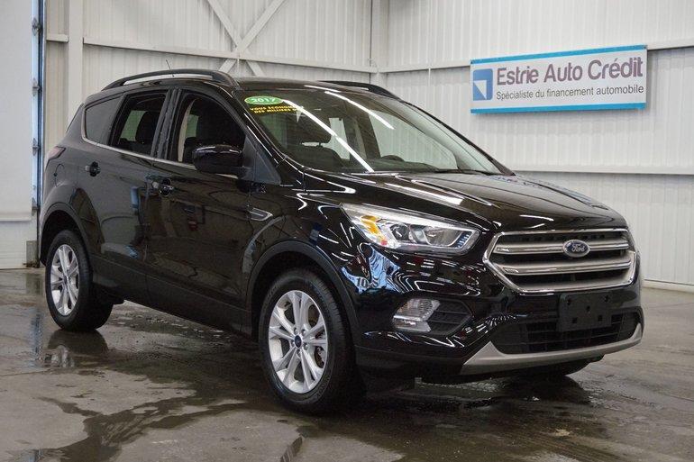 2017 Ford Escape SE AWD (caméra-toit-sonar)