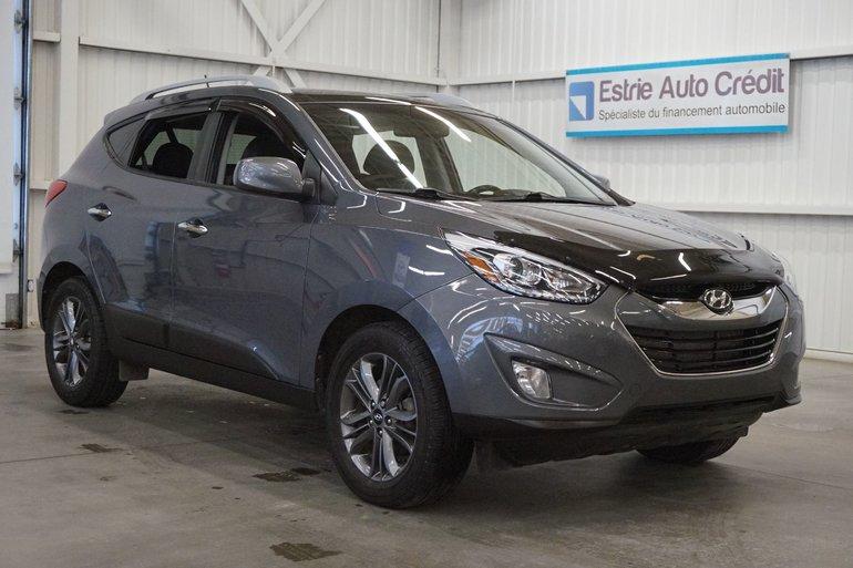 Hyundai Tucson GLS (caméra-toit pano-cuir) 2015