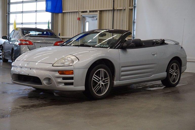 2003 Mitsubishi Eclipse Cabriolet (cuir)