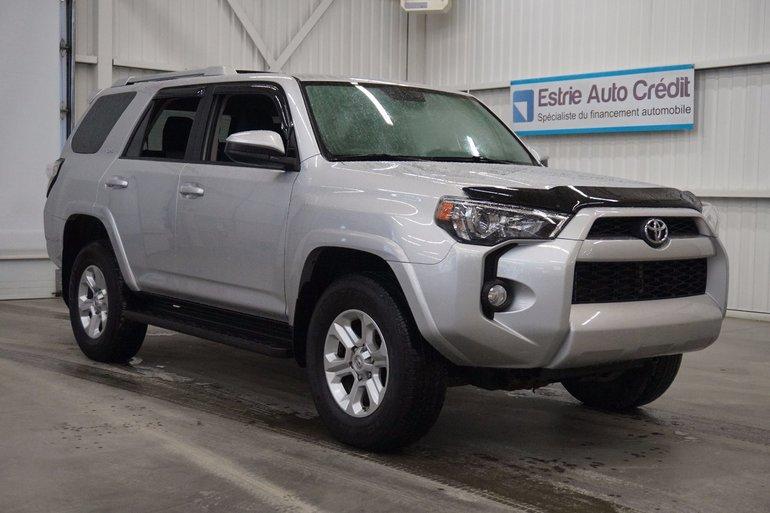 Toyota 4Runner SR5 4WD 2014