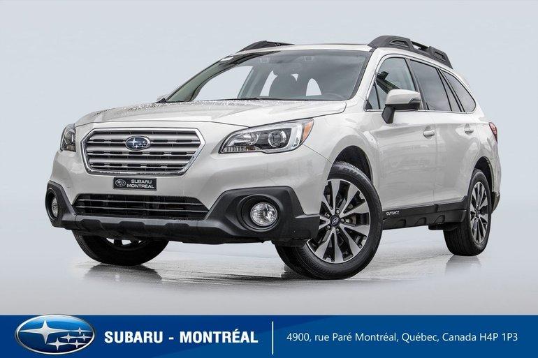 Subaru Outback Limited EyeSight 2016