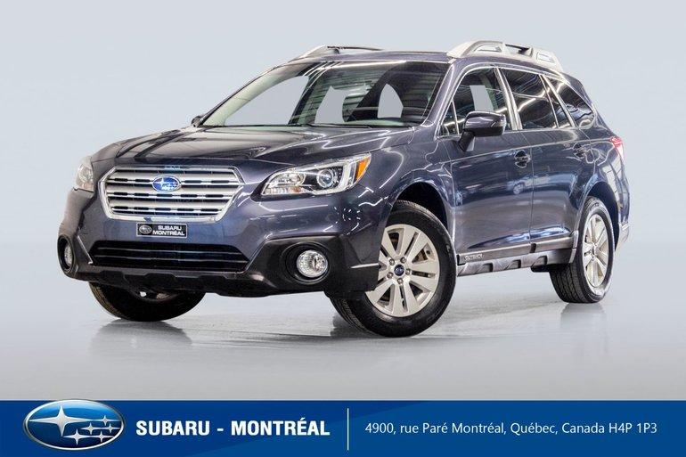Subaru Outback Touring 2016