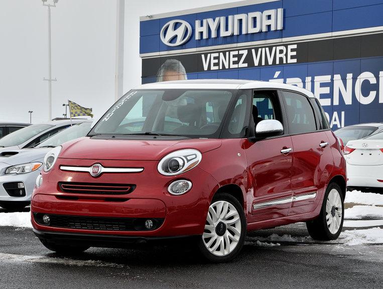 Fiat 500L Lounge **TOIT OUVRANT+8 PNEUS + 8 ROUES** 2014