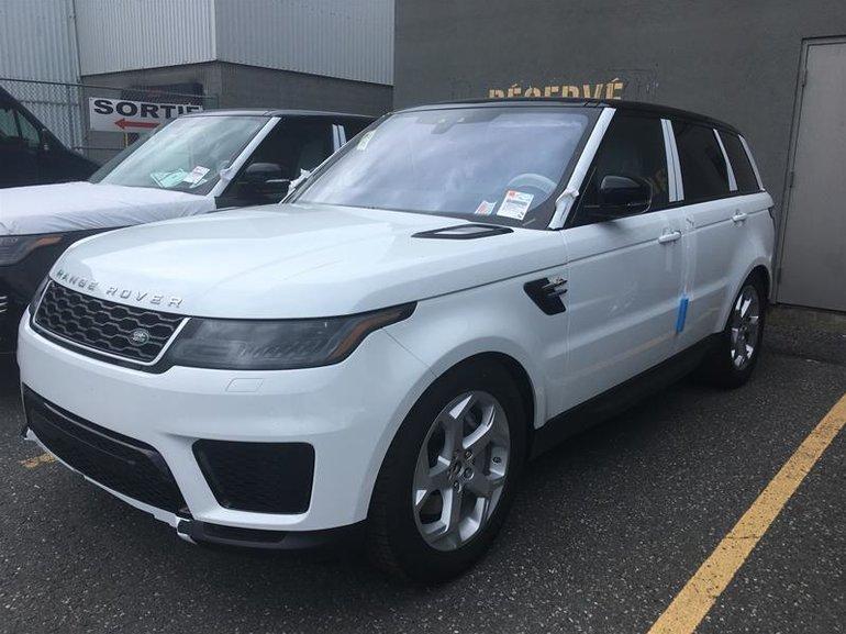 Land Rover Range Rover Sport V6 SE 2018