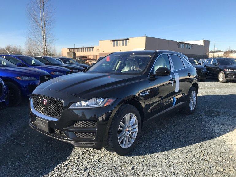 2019 Jaguar F-Pace 25t AWD Prestige