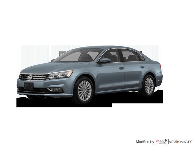 2017 Volkswagen Passat Comfortline 1.8T 6sp at w/ Tip
