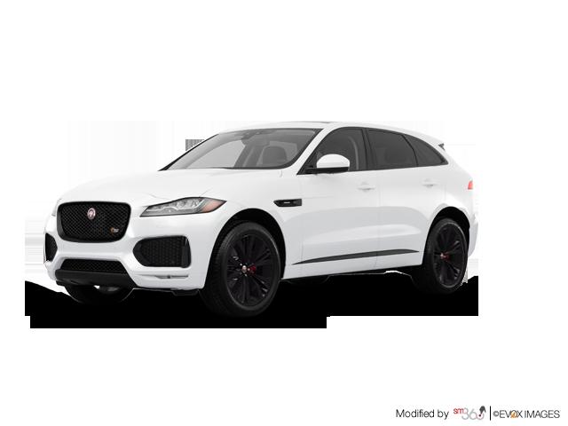 Jaguar F-Pace S AWD (2) 2018