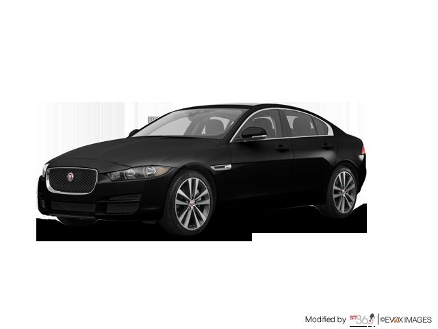 2018 Jaguar XE 30t 2.0L AWD Prestige