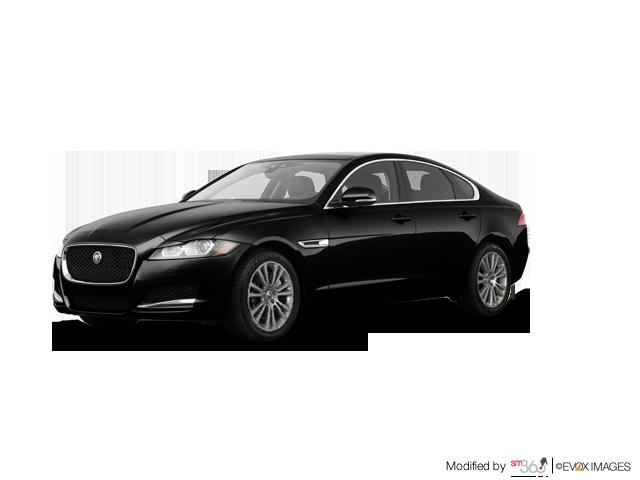 2018 Jaguar XF 25t 2.0L AWD Prestige (2)