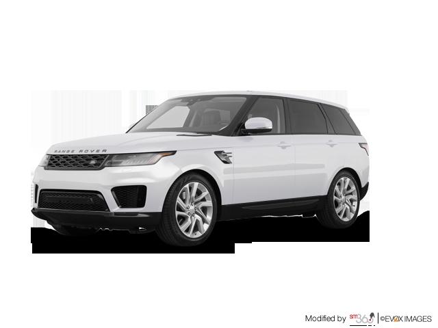 2018 Land Rover Range Rover Sport V6 HSE