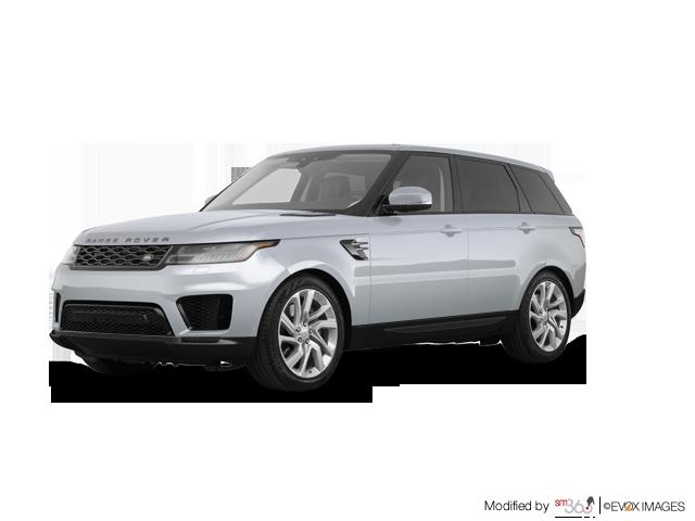 2018 Land Rover Range Rover Sport V8 Supercharged