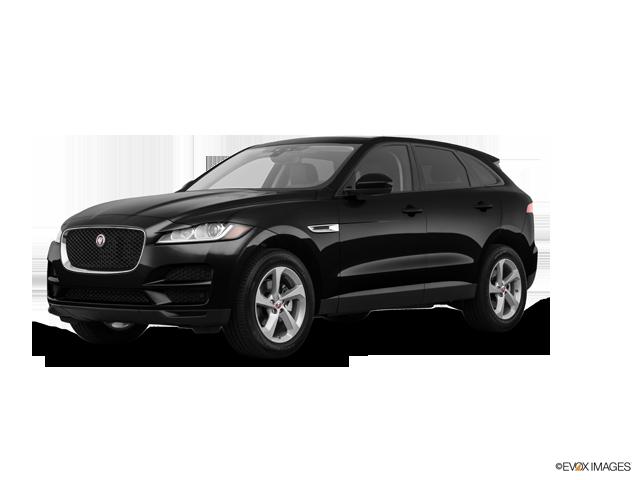 2019 Jaguar F-Pace 25t AWD Premium