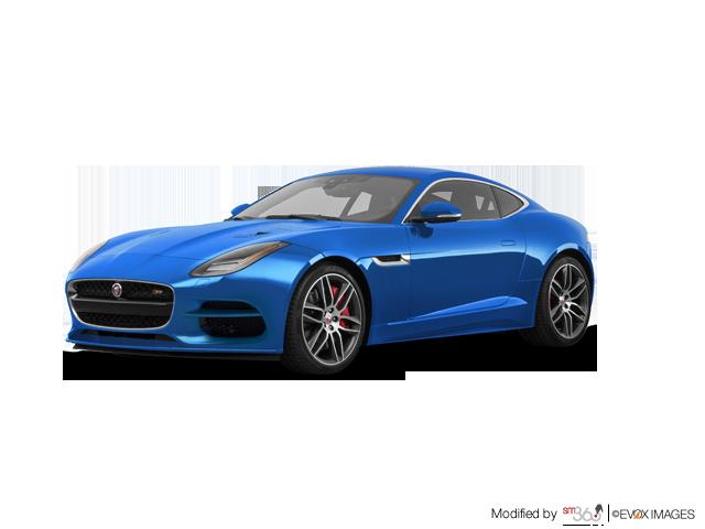 2019 Jaguar F-Type Coupe 550hp R AWD (2)