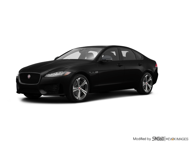 Jaguar XF 30t 2.0L AWD 300 Sport 2019