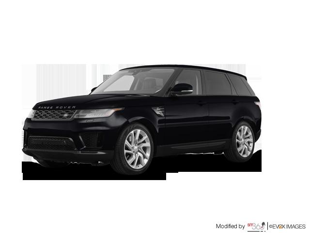 2019 Land Rover Range Rover Sport V6 HSE
