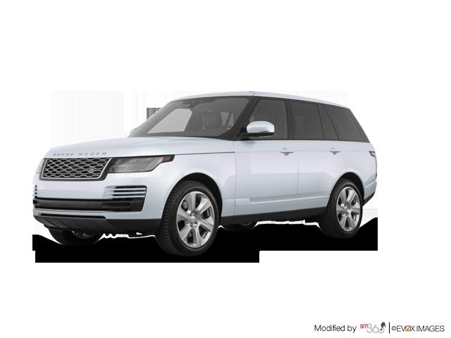 2019 Land Rover Range Rover V8 Supercharged LWB