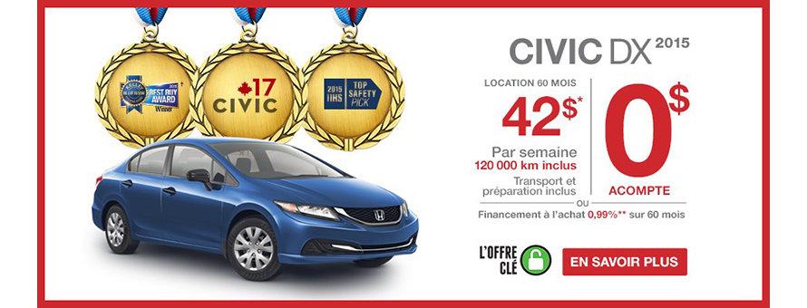 Header Civic