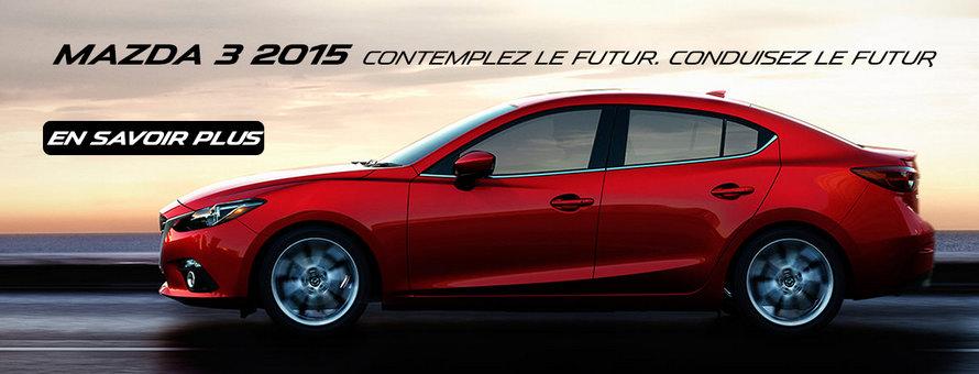 Header Mazda 3 2015
