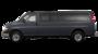 2017 Chevrolet Express 2500 PASSENGER LT