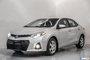 Toyota Corolla S CVT GARANTIE PROLONGEE EXP 10/03/2019 2014