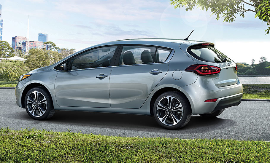 2015 Kia Forte5: for interior space and more