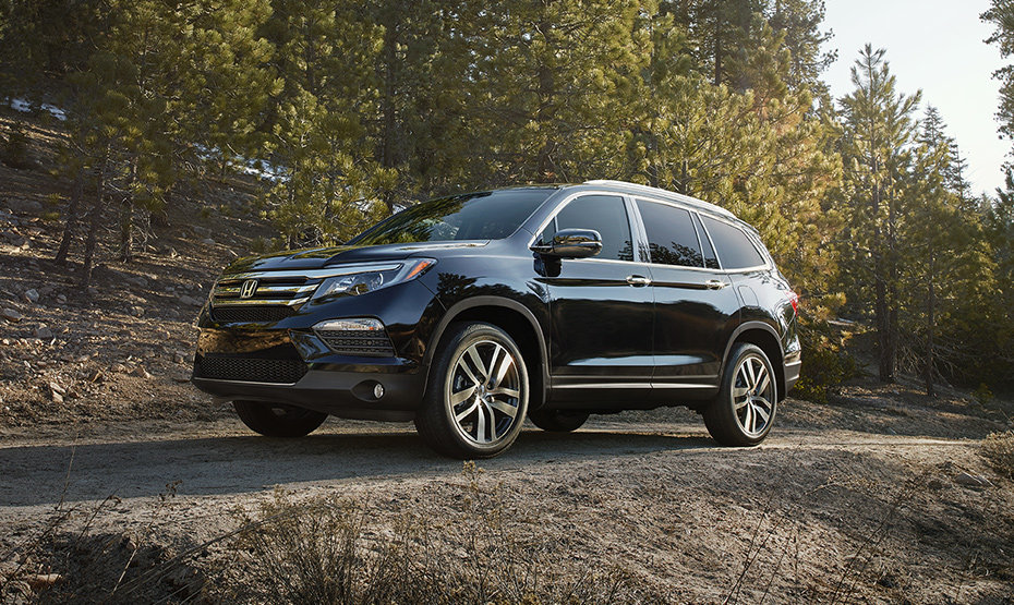 2016 Honda Pilot: more technology and more style