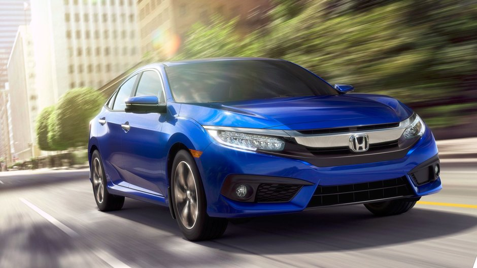 Deux Nouvelles Variantes de la Honda Civic à Venir pour 2016