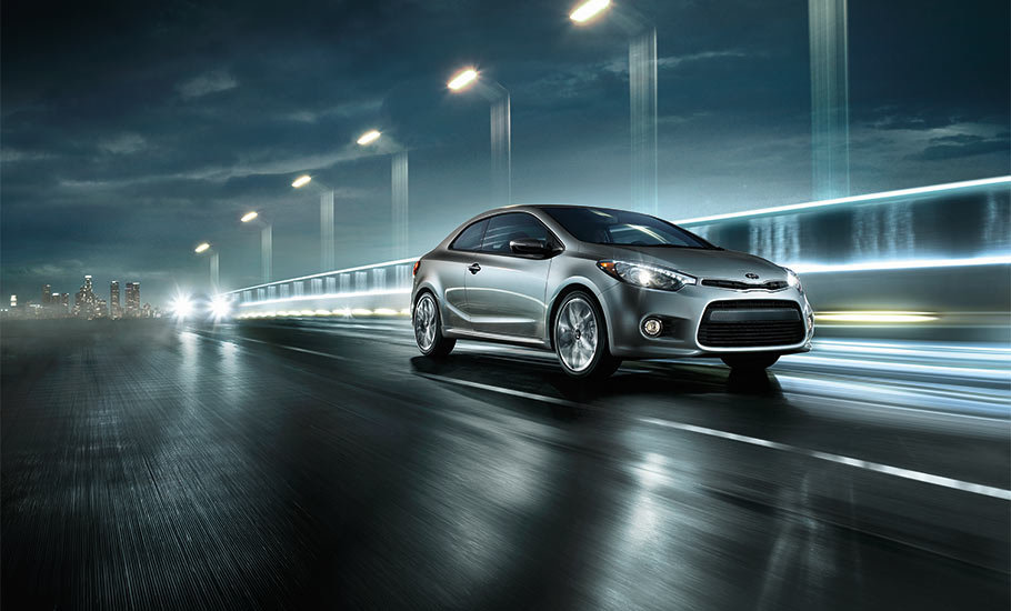 2016 Kia Forte Koup : a Coupe with a Captivating Design
