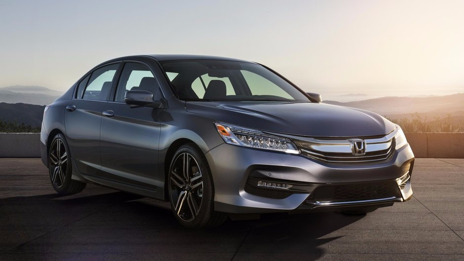 2017 Honda Accord - A 40-Year Milestone Has Been Set