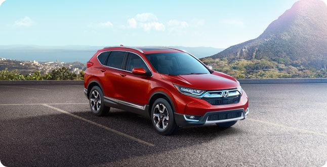 Honda CR-V 2017 — Un nouveau VUS audacieux
