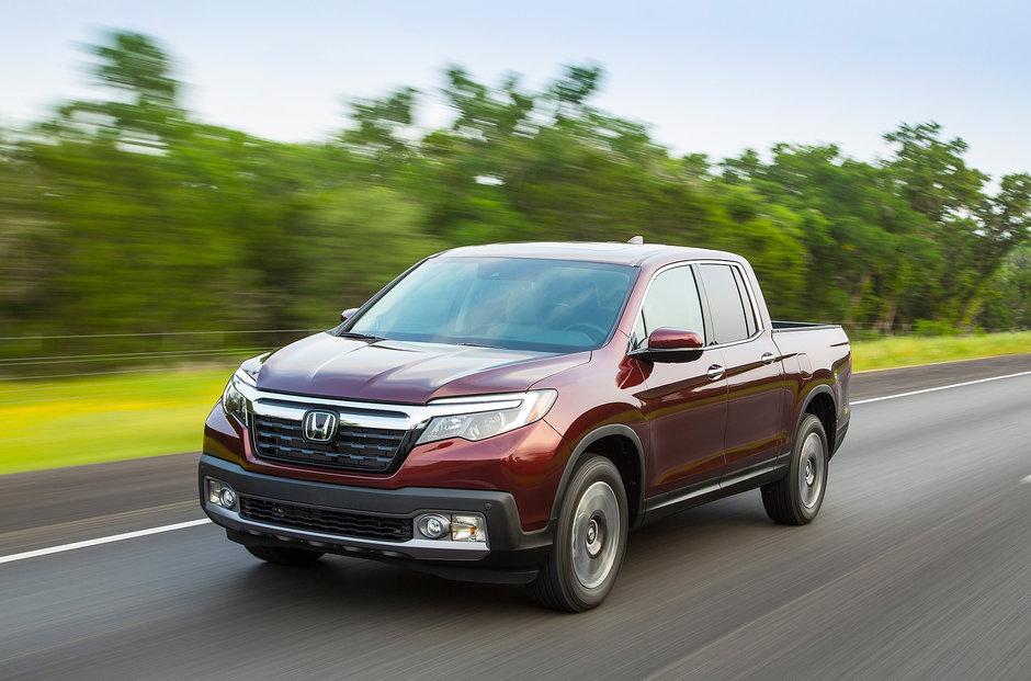 Honda Ridgeline 2019 : une camionnette à découvrir