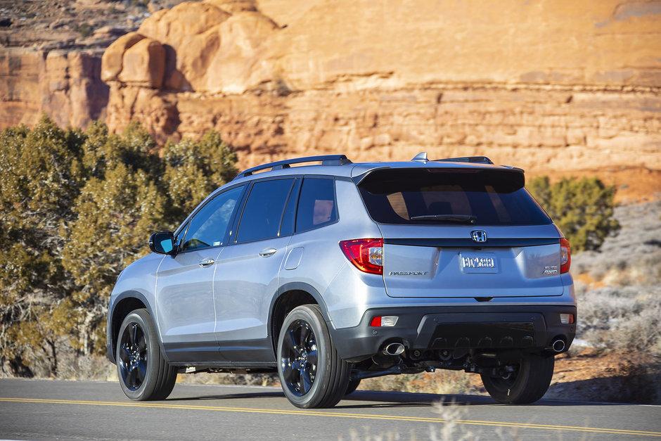 Honda Passport 2019 vs Chevrolet Blazer 2019 : lequel choisir?