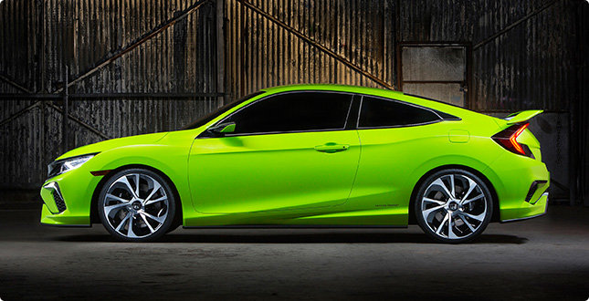 Plus d'informations sur la Honda Civic 2016